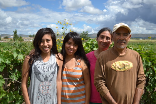 Aguiar Farm Family